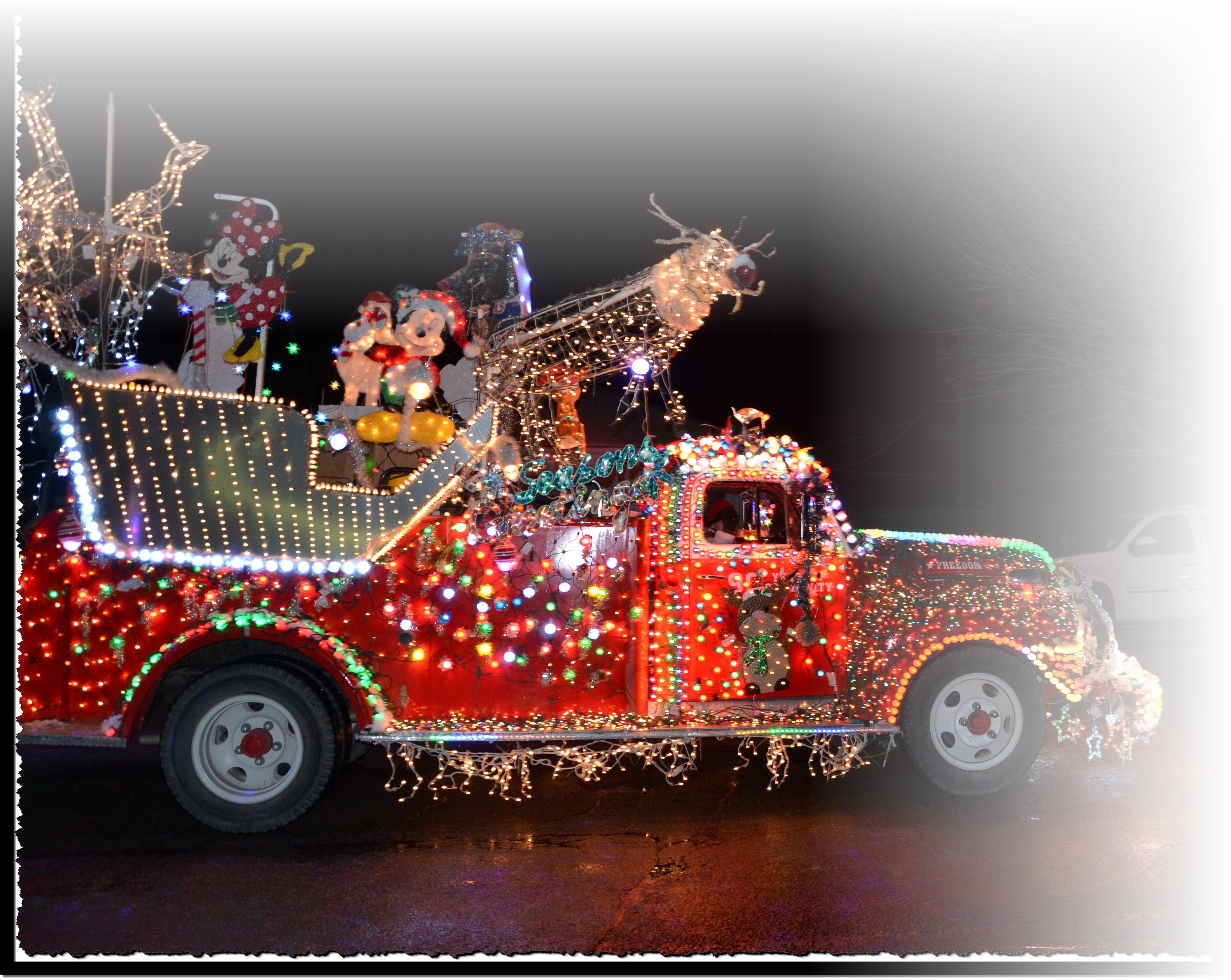 Eaton\'s Old Fashioned Christmas Parade